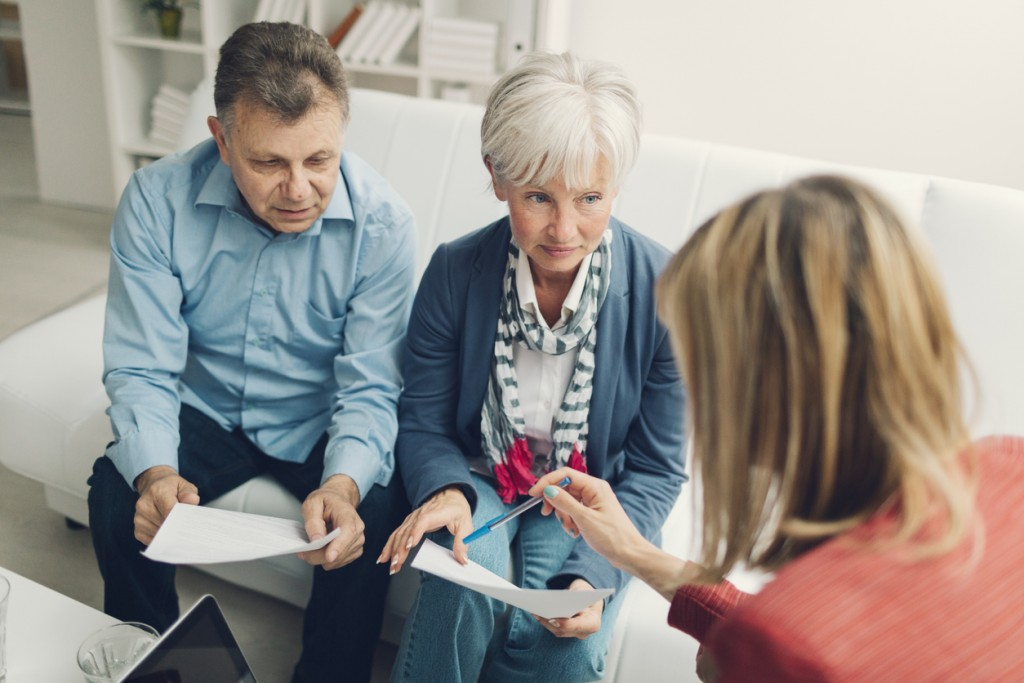 Meeting with an elder law attorney