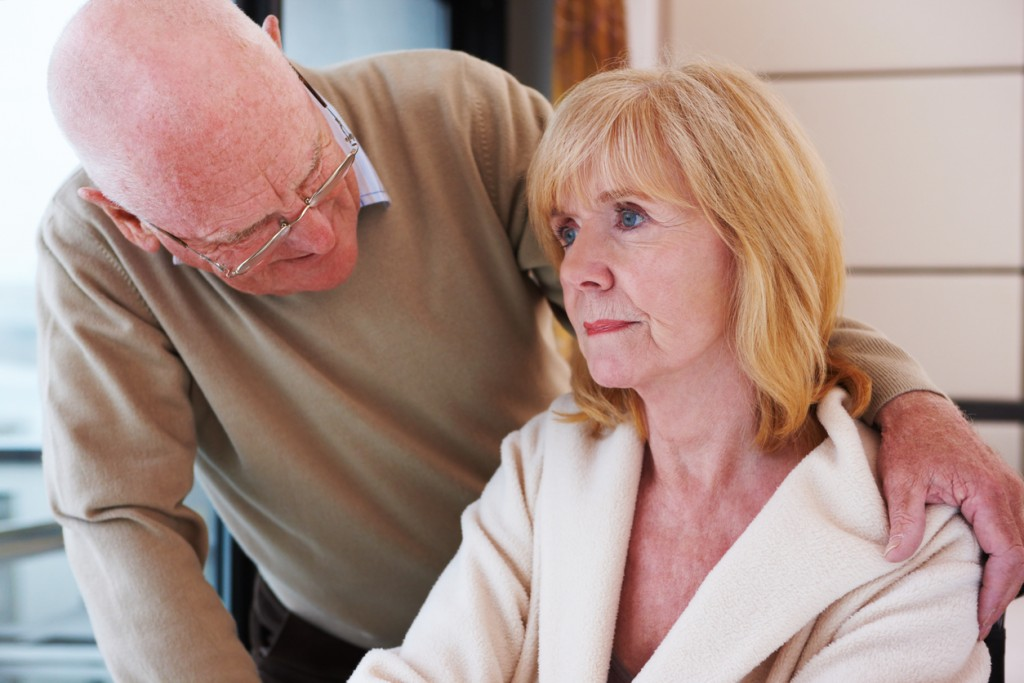 Consult with an elder law attorney after Alzheimer's diagnosis