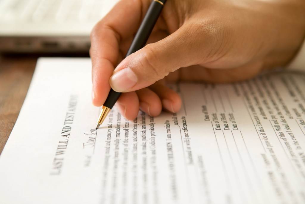 Writing a Living Will in Bucks County